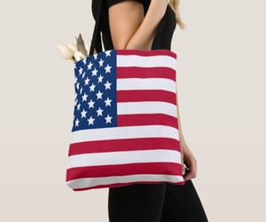 red white and blue, usa, and stars and stripes image