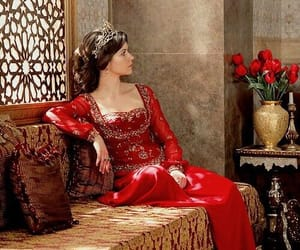 beauty, dress, and sultan image