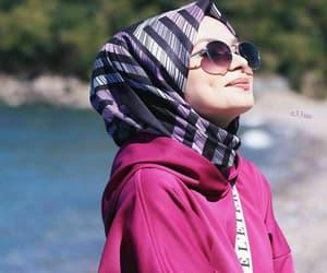 girls and حجاب image