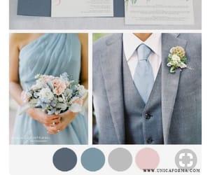 autumn, bridesmaid, and grey image