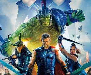 background, Hulk, and Marvel image