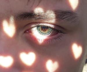 aesthetic, boy, and heart image