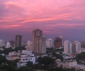 colombia, pink, and colors image