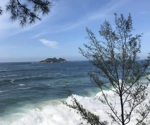 beach, heart, and refuge image
