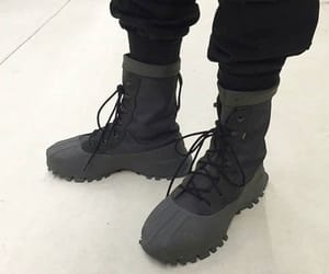 boots, lifestyle, and streetwear image