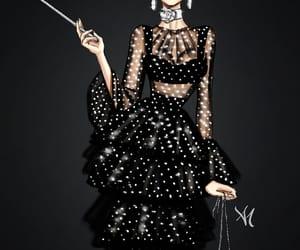 dolce gabbana, fashion illustration, and art image