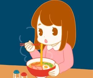 animated, animation, and anime image