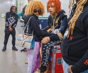 couple, trippieredd, and angvish image