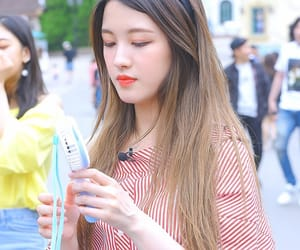 crystal clear, kpop, and girl groups image