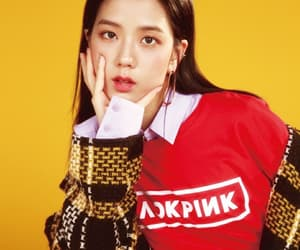 beauty, korean, and girls image
