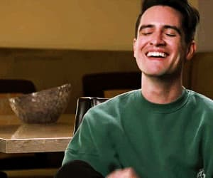 brendon urie, dance, and dancing image