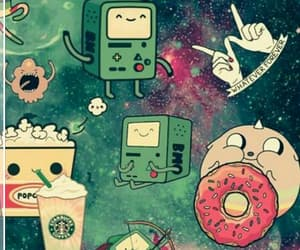 wallpaper and adventure time image