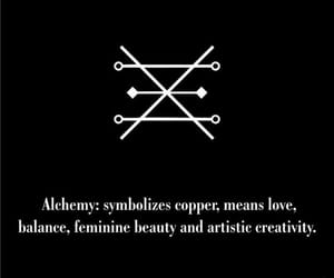alchemy, tattoo ideas, and Tattoos image