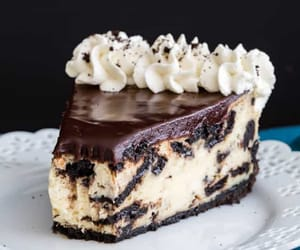 cakes, chocolate, and delicious image