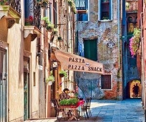 aesthetic, colorful, and italy image