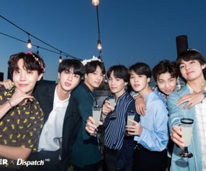 bts and naverxdispatch image