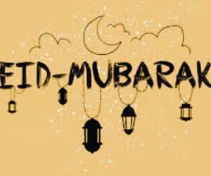 eid, food, and islam image