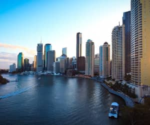 australia, city, and skyline image