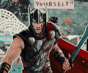 Marvel and god of thunder image