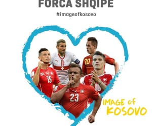 world cup, xherdan shaqiri, and granit xhaka image