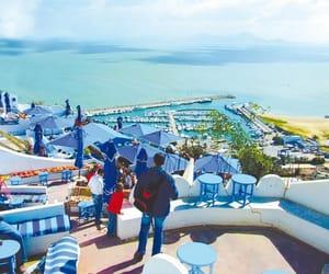 sidi bou said and visit tunisia image