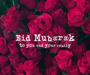 eid, eid mubarak, and holiday image