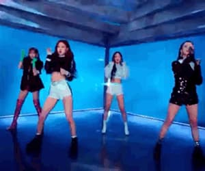 gif, blackpink, and lisa image