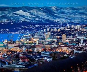 city, Croatia, and europe image