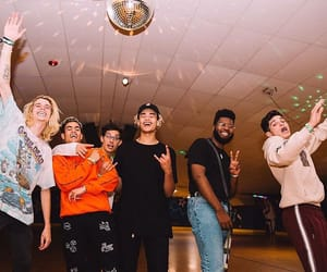 prettymuch and khalid image