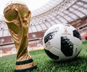 tech world, fifa world cup 2018, and on demand service image