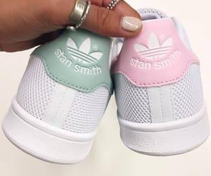 adidas, fashion, and pastel image