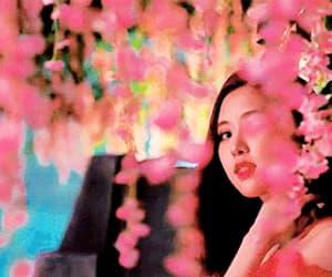 kpop, rose, and kpop gif image