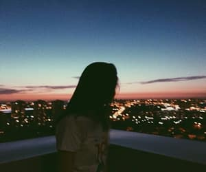 night, grunge, and city image