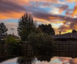 australia, sky, and winter image