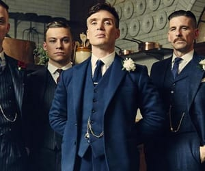 brothers, family, and peaky blinders image