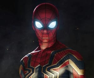 Avengers, spiderman, and peter parker image