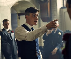 peaky blinders, thomas shelby, and no fucking fighting image