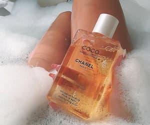 chanel, bath, and luxury image