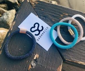 bracelets, stylish, and fair trade image