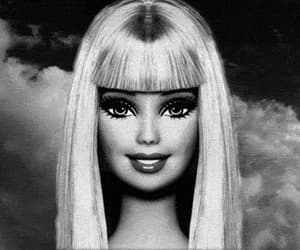 aesthetic, Darkness, and barbie image