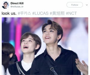 kpop, meme, and lucas image