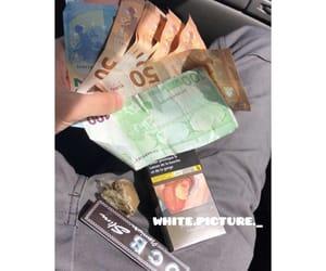 cigarette, voyou, and billet image
