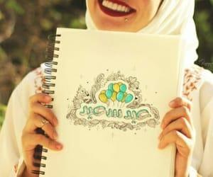 عيد سعيد, eid, and كل عام وانتم بخير image