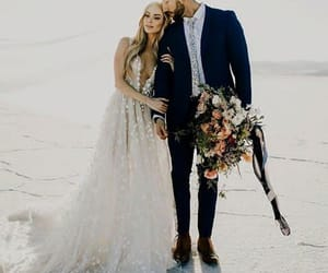 wedding and couple image