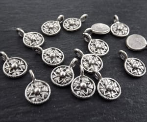 ethnic, etsy, and coin charm image