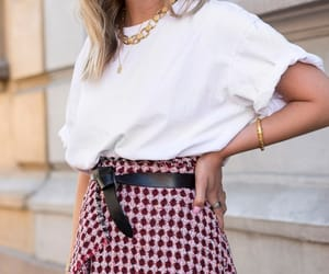 details, fashio, and outfit image
