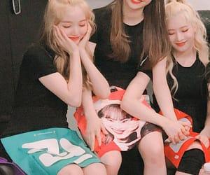kpop, kim lip, and chuu image