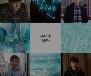 Collage, henry mills, and ️ouat image