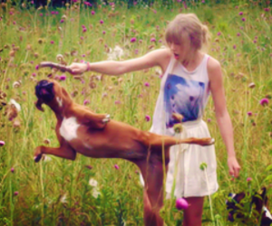 Taylor Swift and both of us image