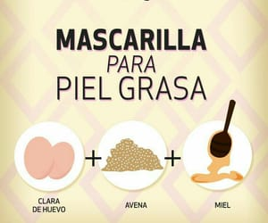 tips, mascarilla, and consejo image